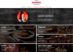 Portfolio Taberna Santamaría - Servicios El Charko