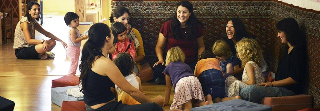 Portfolio Crianza y Educación - Servicios El Charko