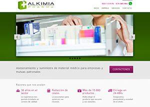 Portfolio Alimia pharma - Servicios El Charko