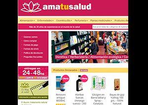 Portfolio AmaTuSalud - Servicios El Charko