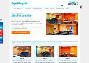 Portfolio Espai Magoria - Servicios El Charko