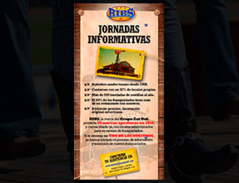 Newsletters Franquicias Ribs