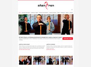 Portfolio Shen Ren - Servicios El Charko