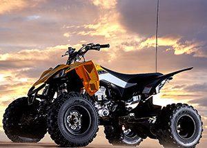 Portfolio Yamaha ATV España - Servicios El Charko
