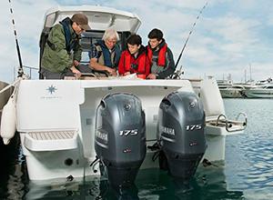 Portfolio Yamaha Marine Europe - Servicios El Charko
