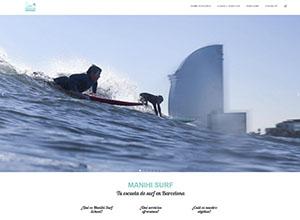 Manihi escuela de Surf